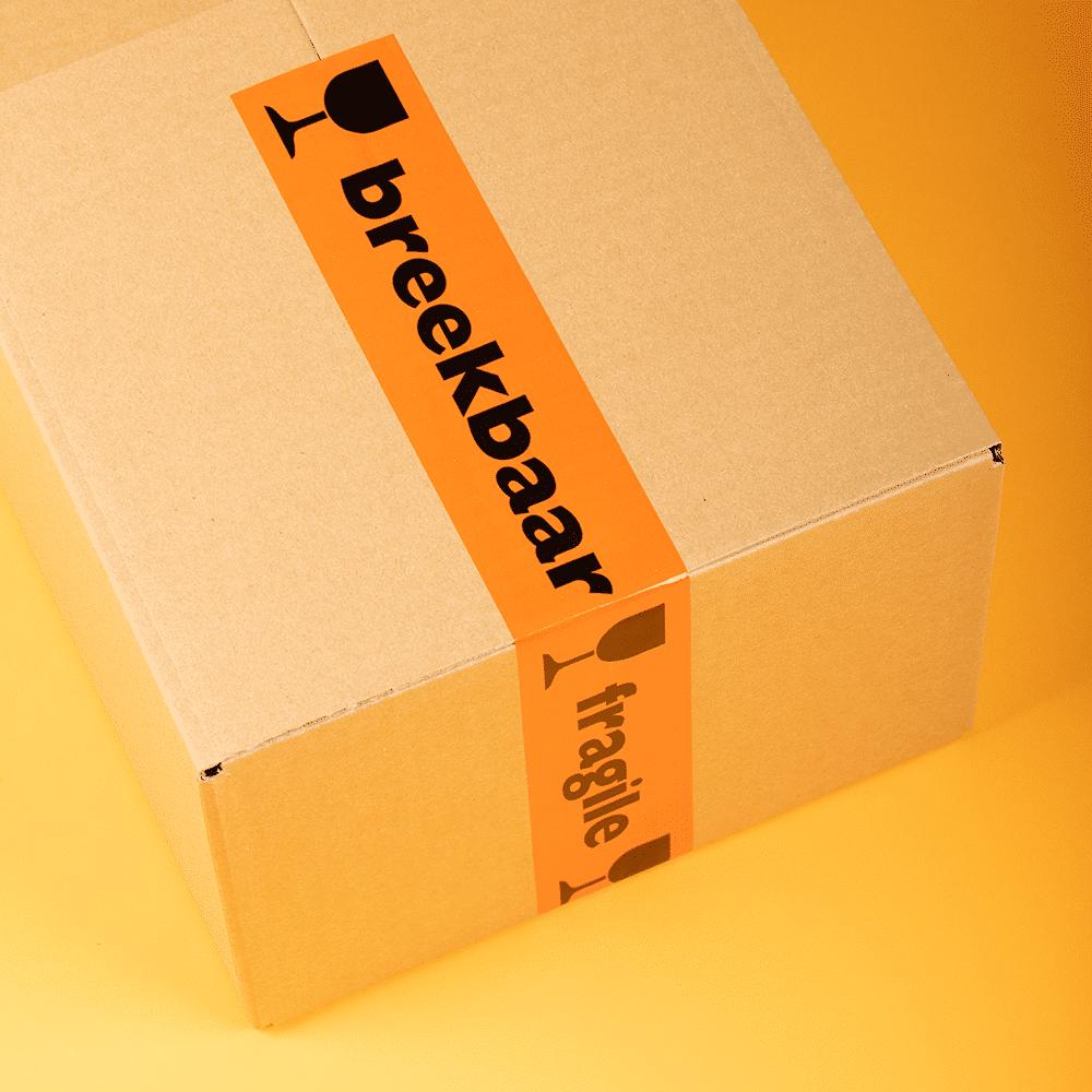 Verpakgigant.nl Waarschuwingstape Toebehoren